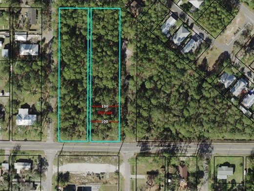 Listing #307507 located in Apalachicola, FL