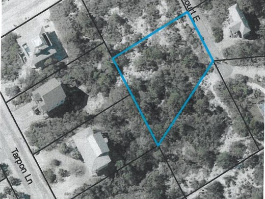 Listing #307672 located in St. George Island, FL
