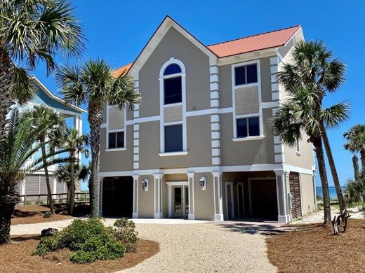 Listing #307613 located in St. George Island, FL