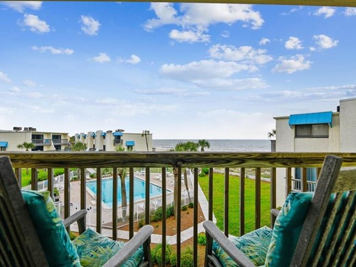 Listing #307749 located in St. George Island, FL