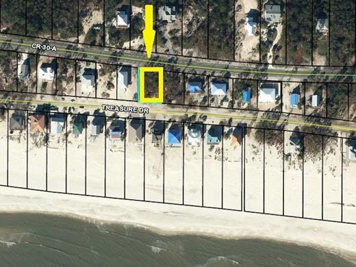 Listing #307773 located in Cape San Blas, FL