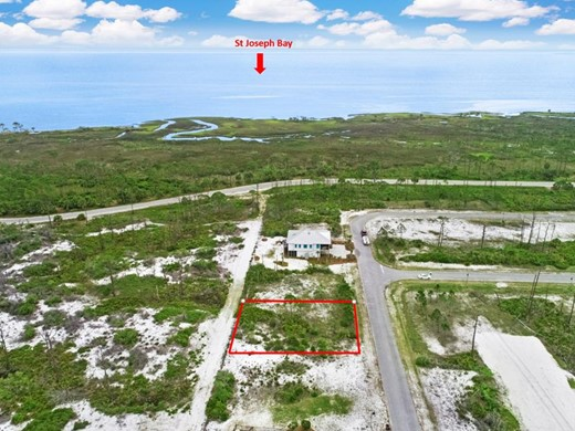 Listing #307778 located in Cape San Blas, FL
