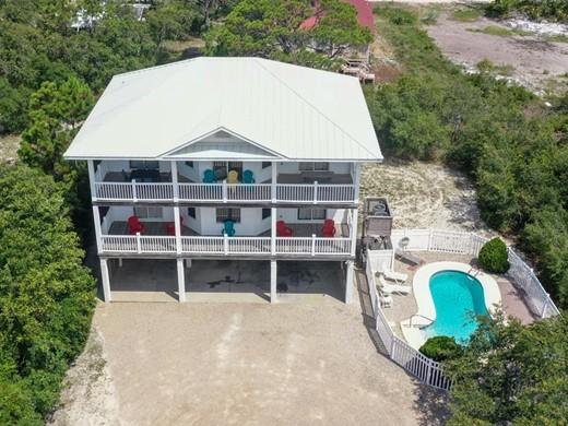 Listing #308581 located in St. George Island, FL