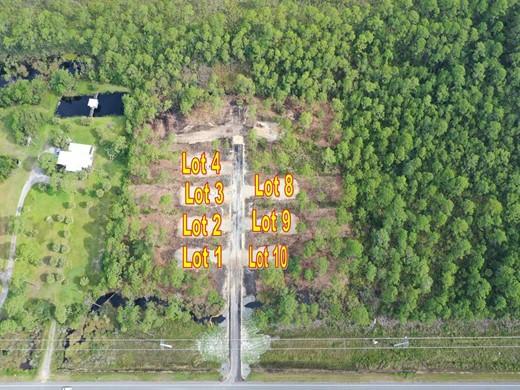 Listing #308593 located in Cape San Blas, FL