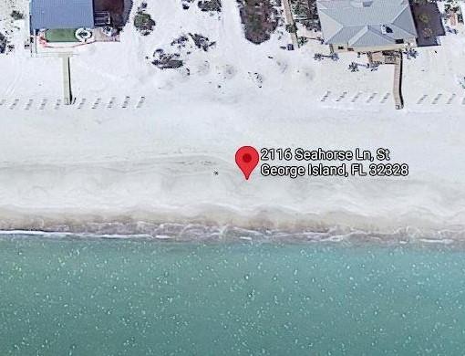 Listing #308648 located in St. George Island, FL