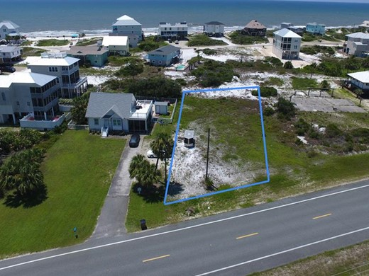 Listing #308606 located in Cape San Blas, FL