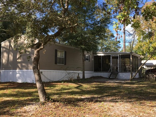 Listing #308609 located in Carrabelle, FL