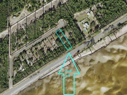 Listing #309112 located in Eastpoint, FL