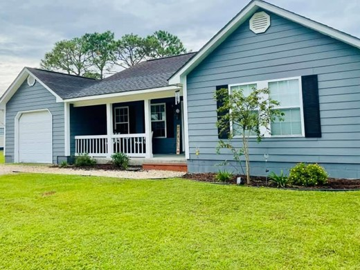 Listing #309132 located in Eastpoint, FL