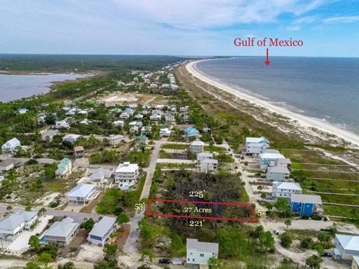 Listing #309287 located in Cape San Blas, FL