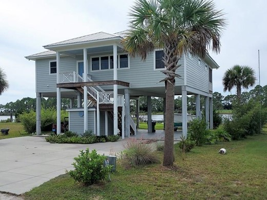 Listing #309288 located in Carrabelle, FL