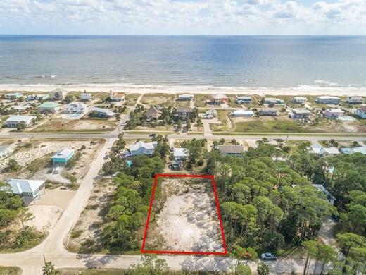 Listing #309293 located in St. George Island, FL