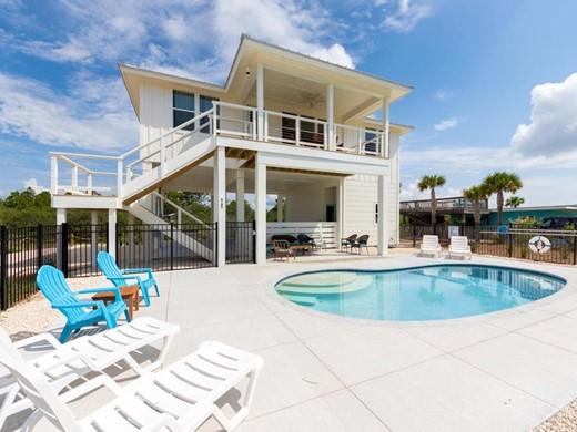Listing #309296 located in St. George Island, FL