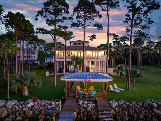 Listing #309213 located in St. George Island, FL