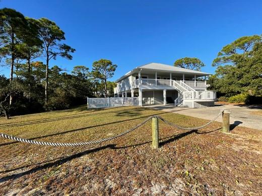 Listing #309233 located in St. George Island, FL