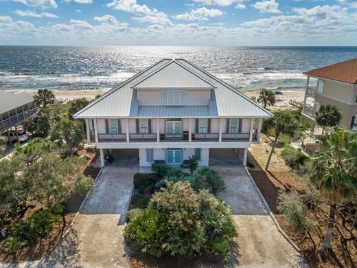 Listing #309321 located in St. George Island, FL